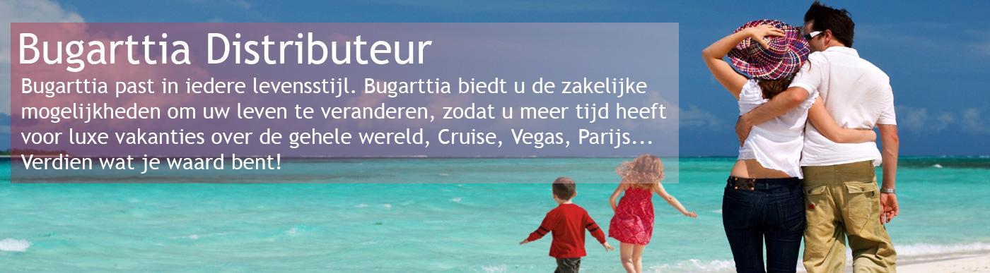 Bugarttia past in iedere levensstijl. Bugarttia biedt u de zakelijke mogelijkheden om uw leven te veranderen, zodat u meer tijd heeft voor luxe vakanties over de gehele wereld, Cruise, Vegas, Parijs... Verdien wat je waard bent!