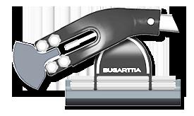 Bugarttia productontwikkeling is gericht op het reinigen van vloeren